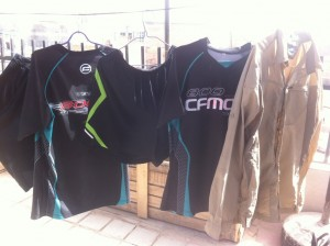 Some of our Shirts and Shorts