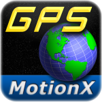 GPS app for tracking progress, saving waypoints, and offline maps!